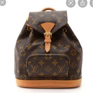 RARE louis vuitton mini backpacks for sale
